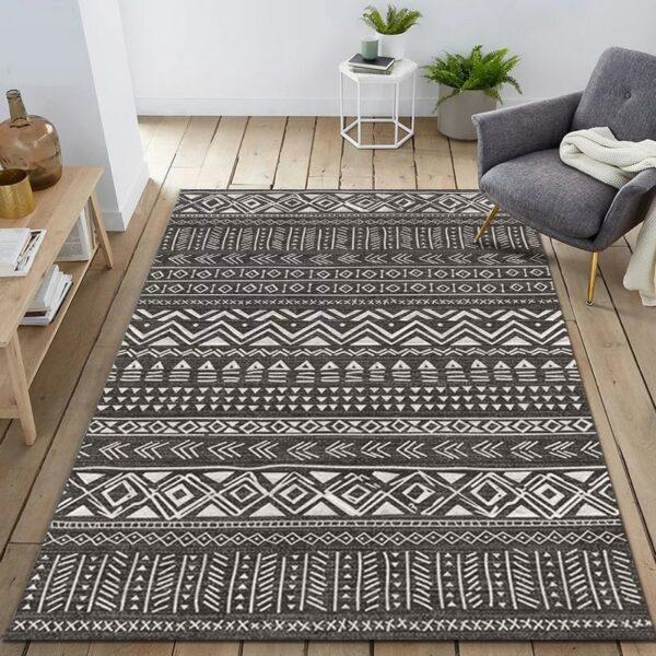 Morocco style Geometric Rug