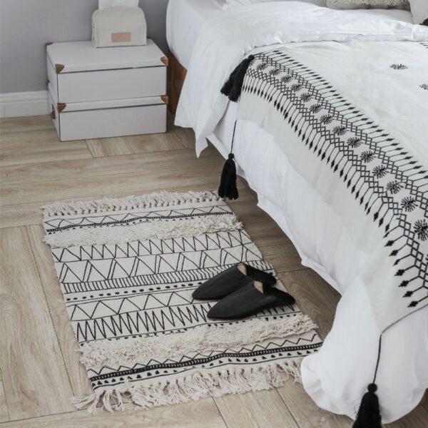 Small Berber Kilim Rug
