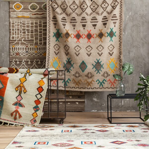 Moroccan Style Kilim Rug