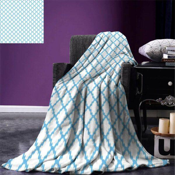 Moorish Style Blanket