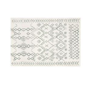 Ins hot Kilim black white Living room Bedside Carpet geometric Indian Rug striped Modern Mat Morocco design Nordic style