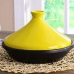 24cm yellow